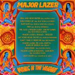 Major Lazer Ft. Paloma Mami – QueLoQue