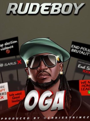 Rudeboy – Oga ( Video )
