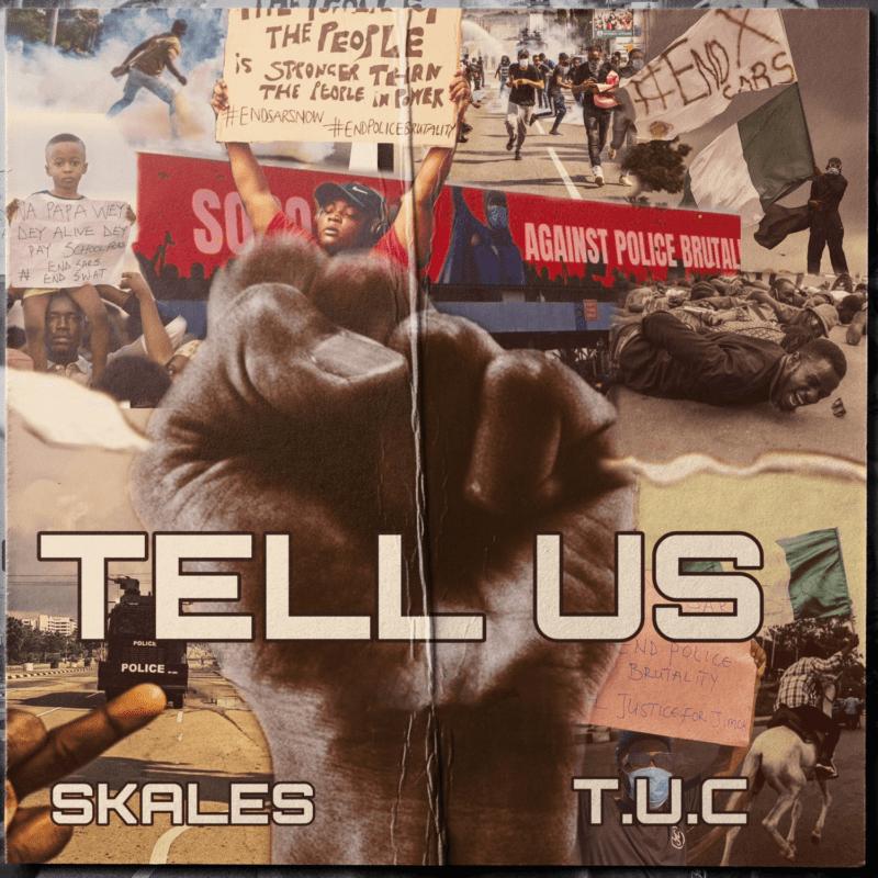 Skales – Tell Us