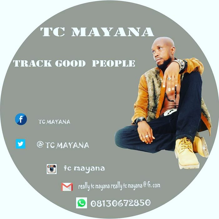 TC Mayana – Good People