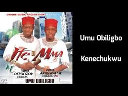 Umu Obiligbo – Kene Chukwu