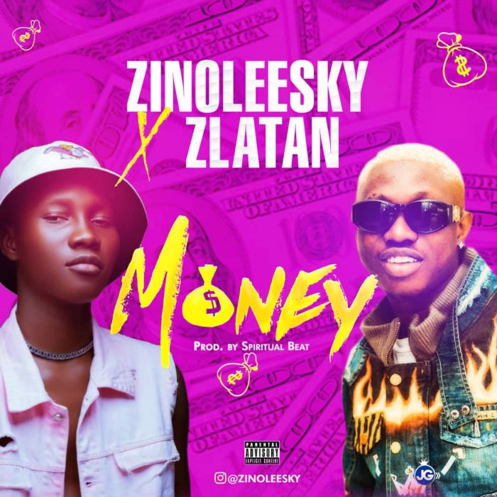 Zinoleesky Ft. Zlatan Money
