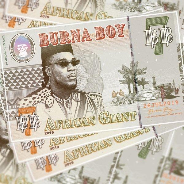 Burna Boy 10