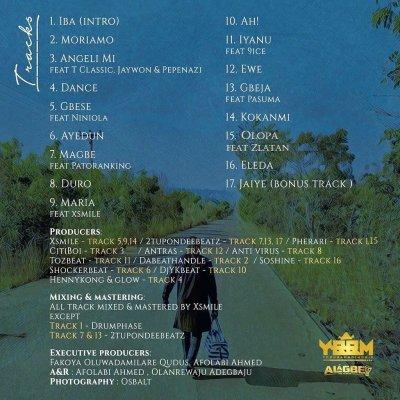 [Full Album] Qdot – Alagbe