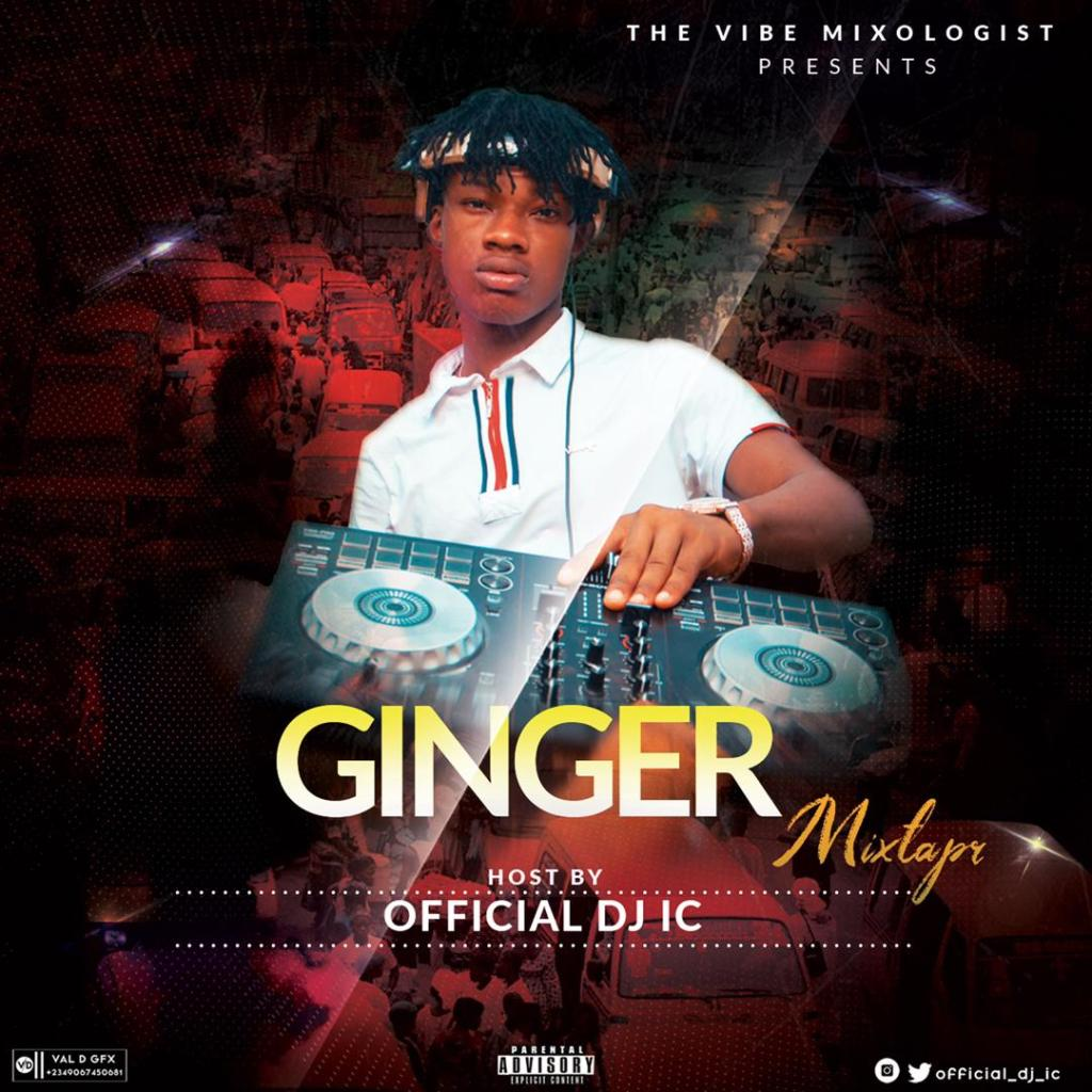 DJ IC – Ginger Mixtape
