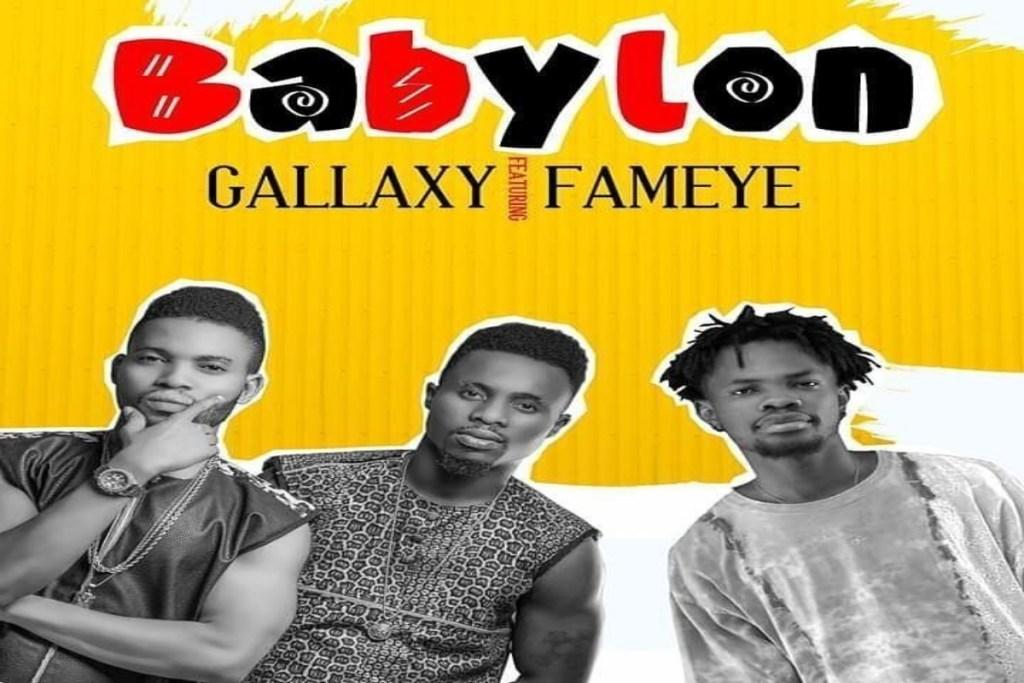 Gallaxy – Babylon ft Fameye