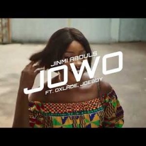 Jinmi Abduls ft Joeboy Oxlade Jowo Video 300x300 1