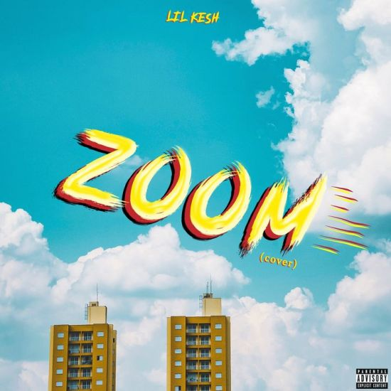 Lil Kesh – Zoom cover