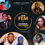 [Mixtape] DJ Smallzz & DJ Scoophy – Davido FEM! vs Cucumber Mix
