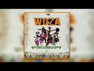 Rayvanny ft Diamond Platnumz Woza Mp3 Download