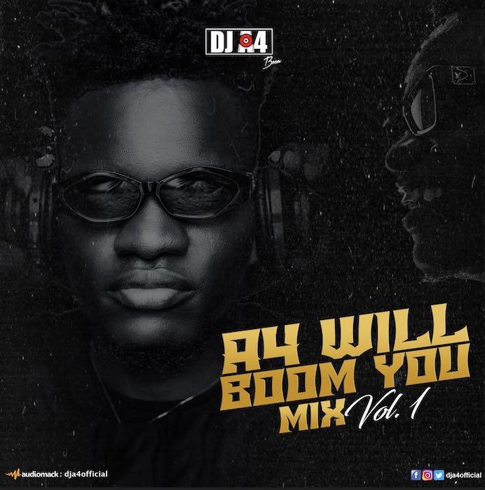DJ A4 – A4 Will Boom You Mix Vol.1