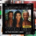 Stefflon Don Ft. Rema Tiwa Savage – Cant Let You Go Remix