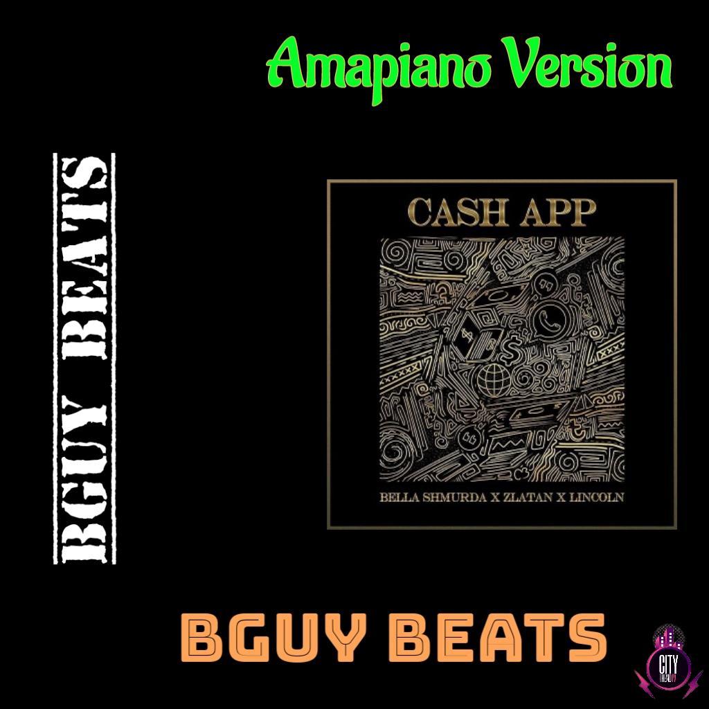 Bella Shmurda ft Zlatan CashApp Amapiano Version Mp3 Download