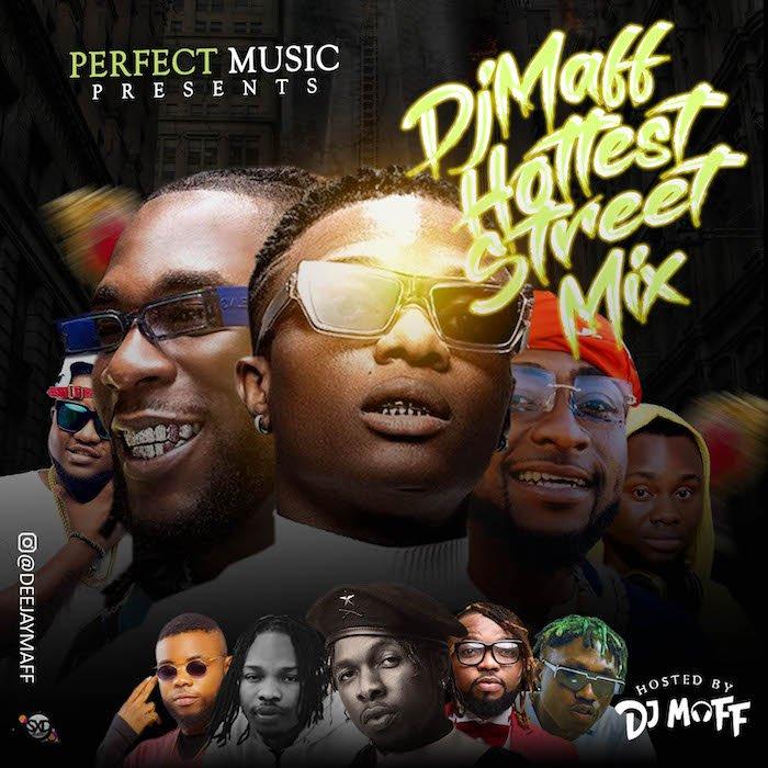 DJ Maff – Hottest Street Mix