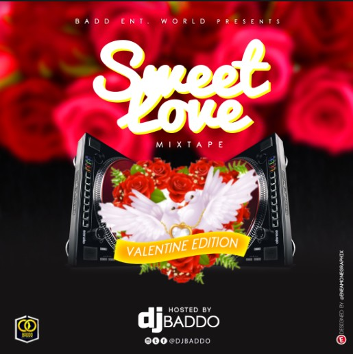 Dj Baddo sweet love Mixtape