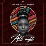 Harmonize All Night Ft Anjella