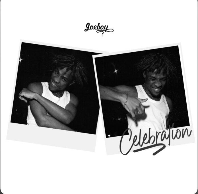 Joeboy Celebration Instrumental beat Mp3 Download