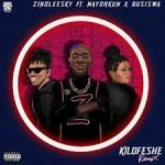 Zinoleesky Kilofeshe Remix ft. Mayorkun Busiswa
