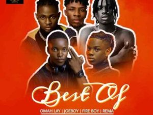 Best of Omah lay Fireboy Joeboy Rema by DJ Pilot Download