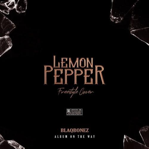 Blaqbonez Lemon Paper Freestyle Cover