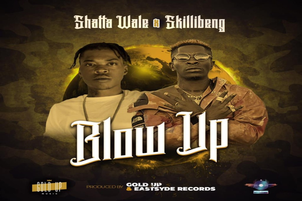 Shatta Wale Blow Up ft. Skillibeng Mp3 download