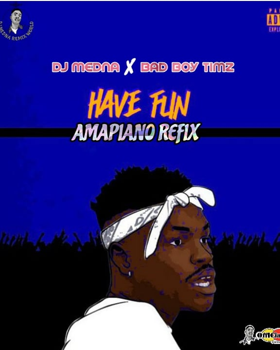 DJ Medna x Bad Boy Timz – Have Fun Amapiano Refix