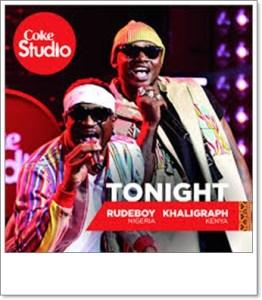 Rudeboy Tonight ft Khaligraph Jones