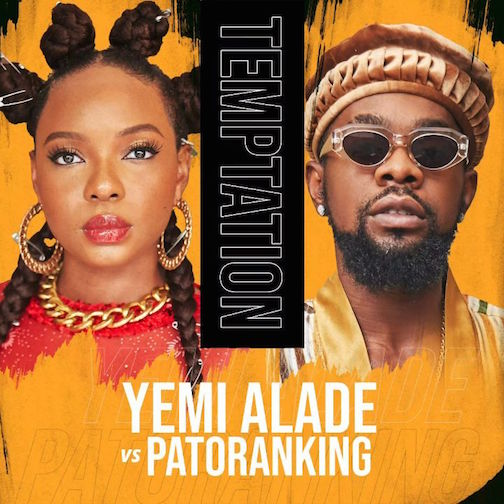 Yemi Alade Ft. Patoranking – Temptation Lyrics