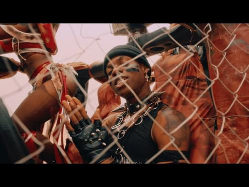 VIDEO Rema Bounce