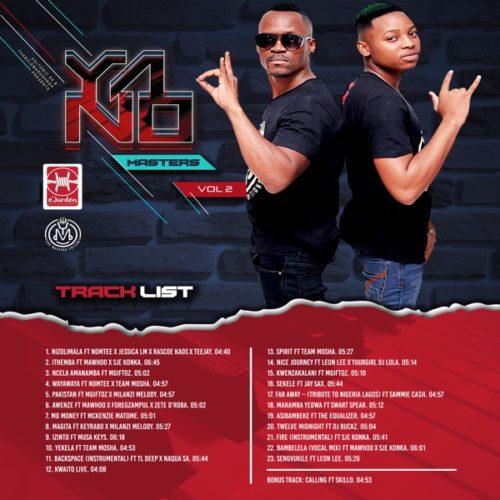 Caltonic SA Musa Keys Izinto mp3 download