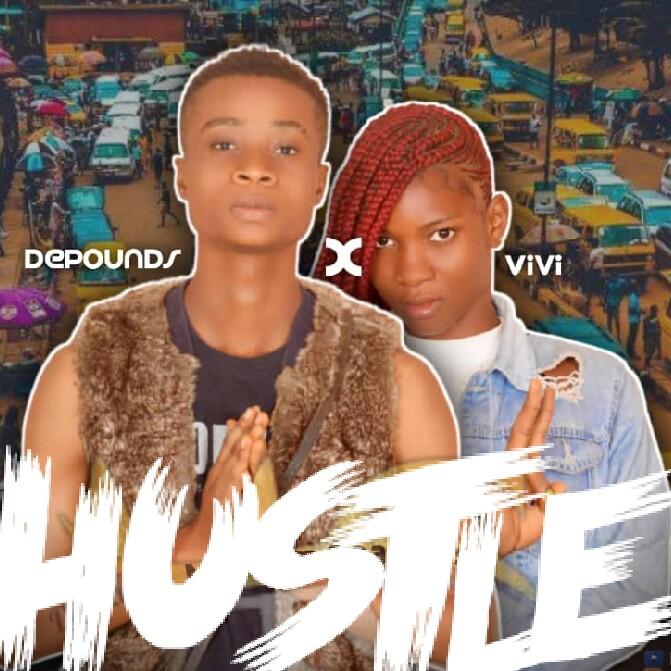 Depounds x Angel Vivi Hustle mp3 download