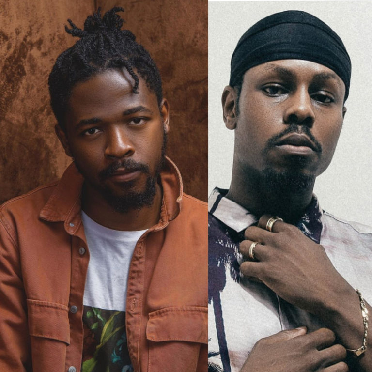 Johnny Drille x LadiPoe Hold On Mp3 Download