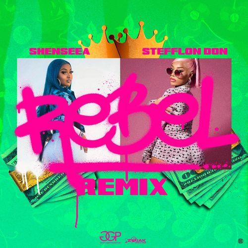 Shenseea Rebel Remix Ft Stefflon Don mp3 download