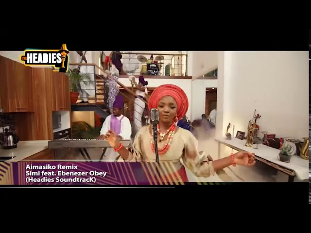 Simi ft. Ebenezer Obey Aimasiko Remix Video Mp4 download