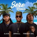 Spinall Sere Remix ft. 6lack Fireboy DML Mp3 Download