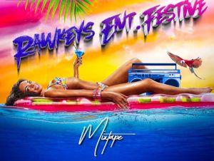 DJ Cora Rawkeys White Ent Festive Mix mp3 download