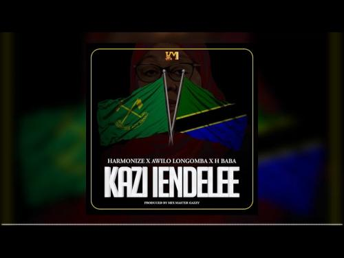 Harmonize Ft. H Baba Awilo Longomba Kazi Lendelee mp3 download