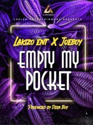 Joeboy Empty My Pocket mp3 download