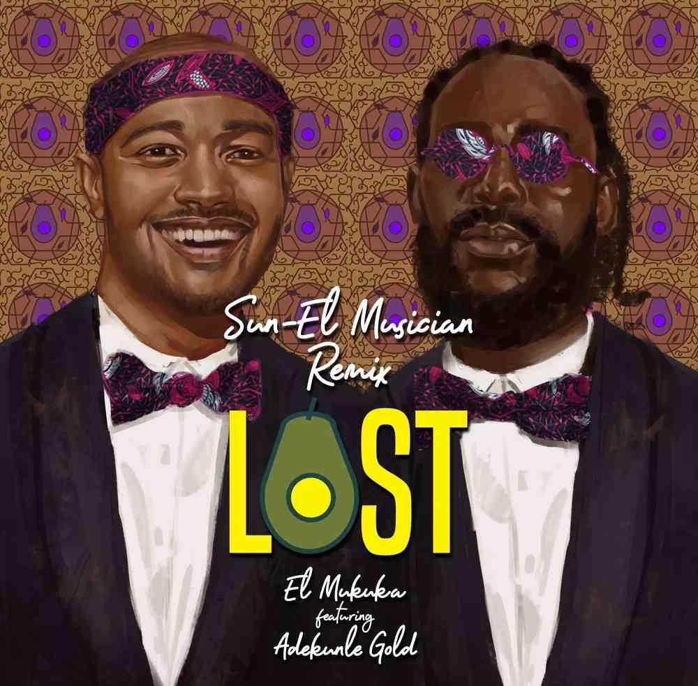 El Mukuka ft. Adekunle Gold Lost (Sun-El Musician Remix) mp3 download
