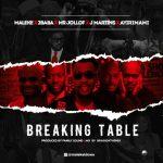 Maleke ft 2Baba , Mr Jollof , J Martins , Ayirimami - Breaking Table