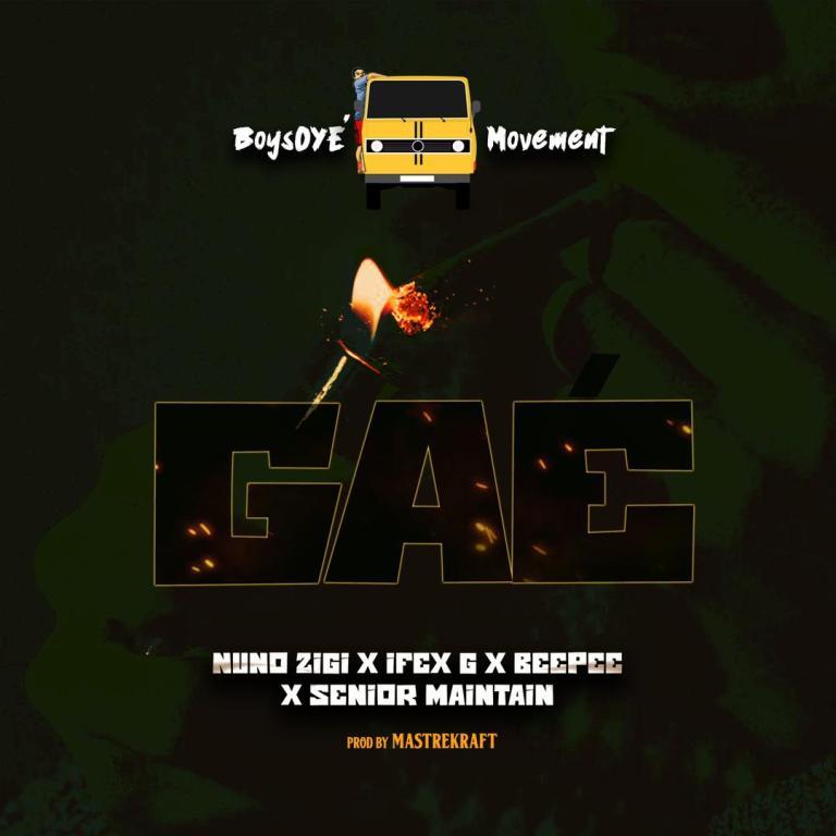Nuno Zigi Ft. BeePee, Senior Maintain & Ifex G Gae Mp3 Download