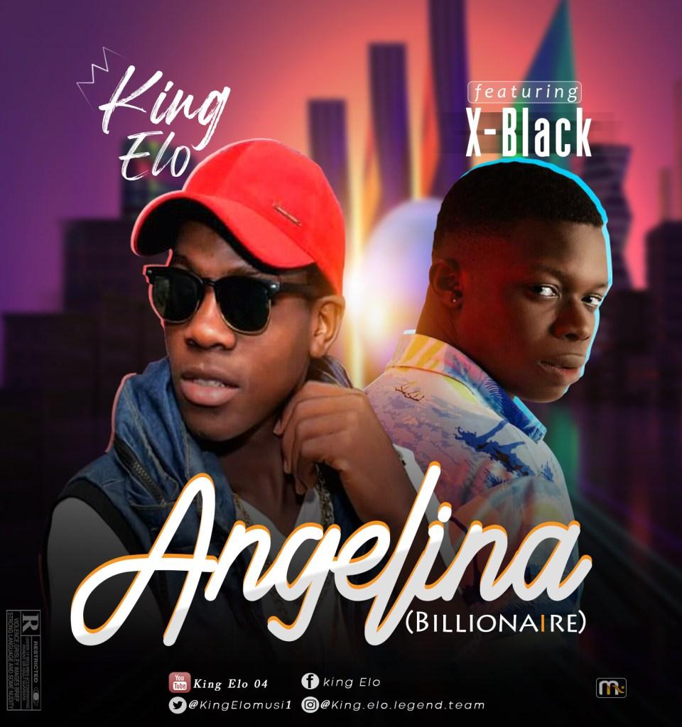 King Elo Angelina ft. X-Blaq mp3 download