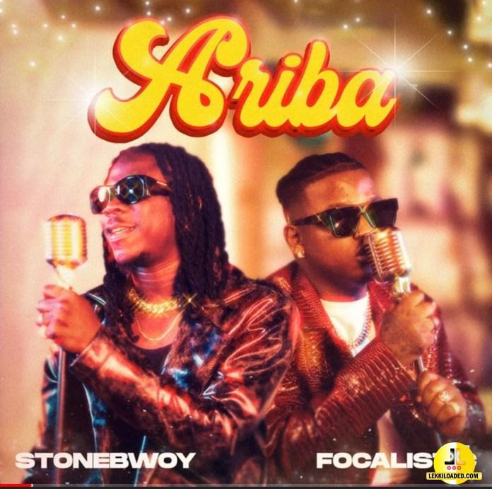 Stonebwoy Ariba ft. Focalistic Mp3 Download
