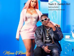 Mona 4Reall Hit Ft Stonebwoy mp3 download