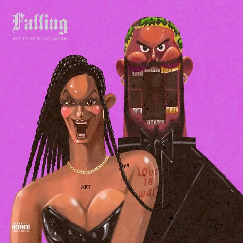 Prettyboy D-O Falling ft. IAMDDB mp3 download