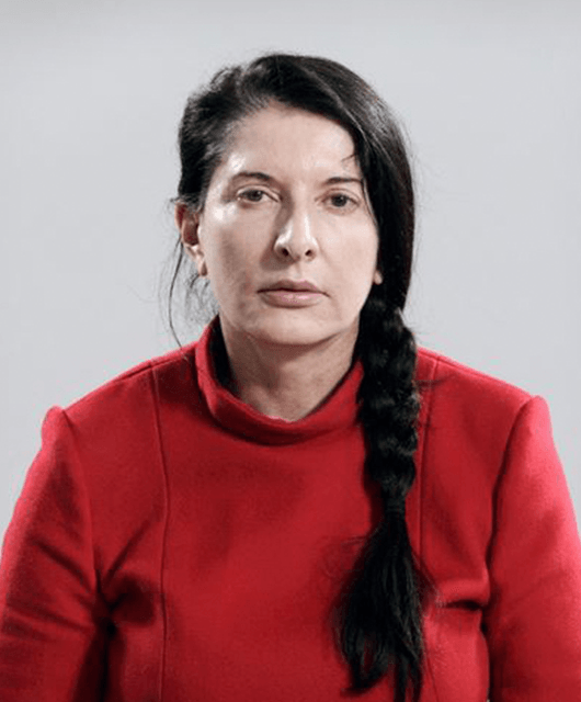 Marina Abramovic (Source: WeAreOCA)