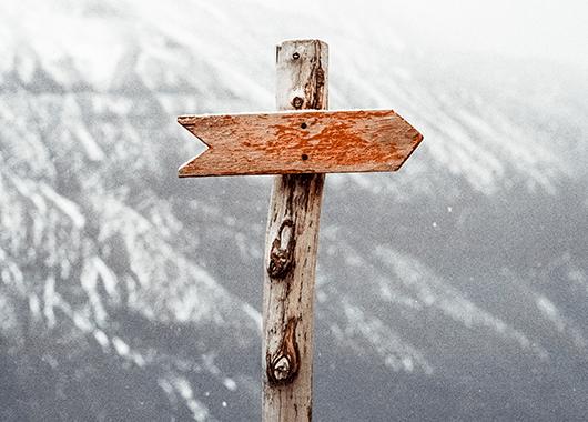 Sign Post Arrow