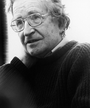 Noah Chomsky (Source: Wikimedia Commons)