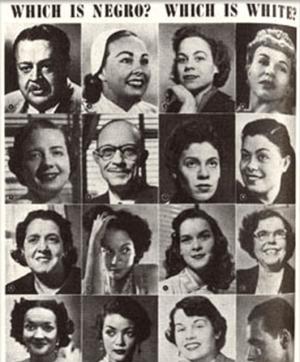 Quiz from Ebony Magazine, April 1952 (Source: American Studies at the University of Virginia)