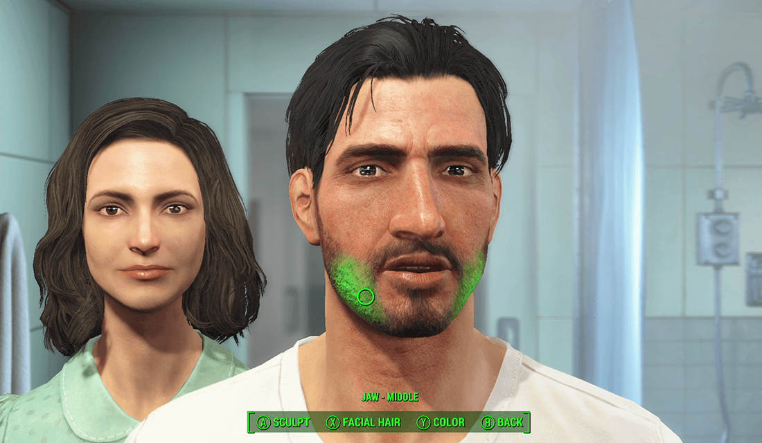 Character Creation in Fallout 4 (Source: Fallout Wikia)